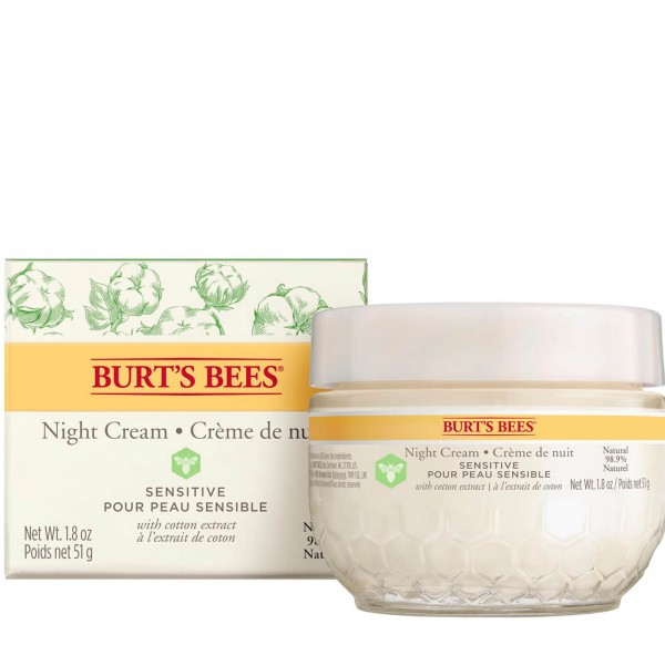 Sensitive Night Cream 50g
