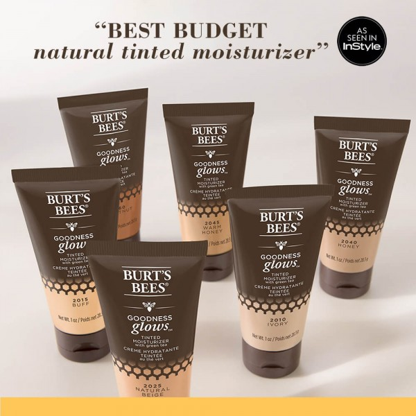 Burt's Bees Goodness Glows Tinted Moisturizer