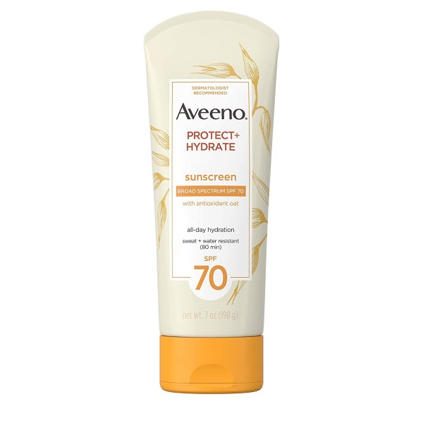Aveeno Protect + Hydrate Moisturizing Daily Sunscr...