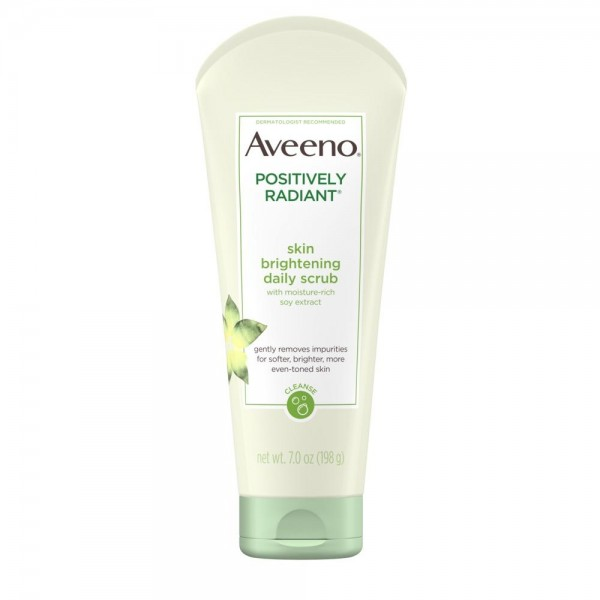 Aveeno Skin Brightening Daily Face Scrub