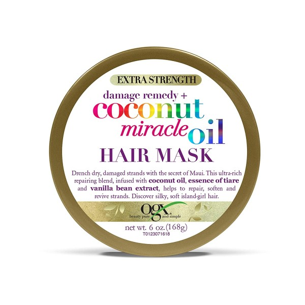 OGX Damage Remedy Coconut Miracle Oil Hair Mask Ex...