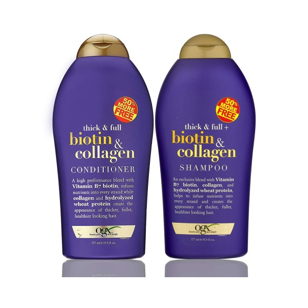 OGX (Thick & Full) Biotin & Collagen Shamp...
