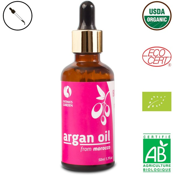 Argan Oil of Morocco by Fatima's Garden