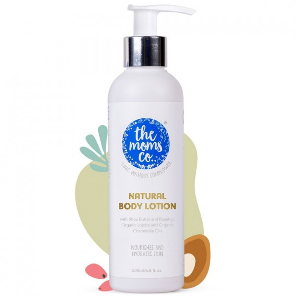 Natural Body Lotion (200ml)