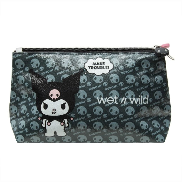 Wet n Wild My Melody + Kuromi Cosmetic Bag